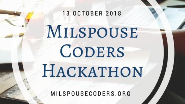 Milspouse Coders Hackathon